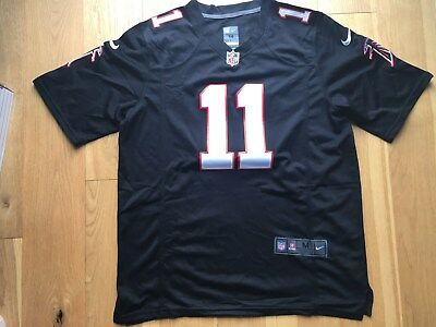 NFL Atlanta Falcons Trikot schwarz old school Gr. M Julio Jones