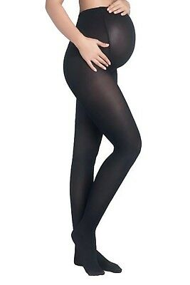 Mothers Essentials 40 Denier Opaque Tights Women's Maternity Pantyhose