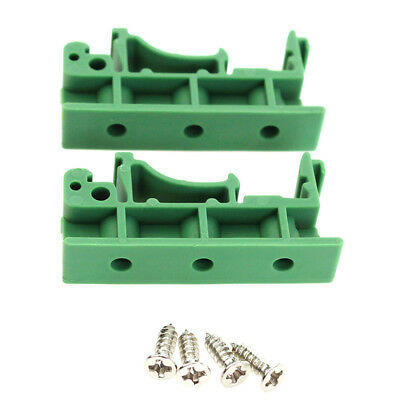 Simple PCB Circuit Board Mounting Bracket For Mounting DIN Rail Mounting H45
