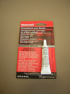 New Motorcraft 6ML BLUE MEDIUM STRENGTH THREADLOCKER TA-25