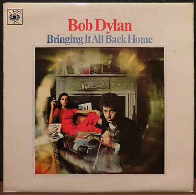 LP Bob Dylan - Bringing It All Back Home