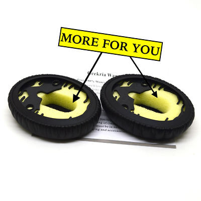 Remplacement Coussin Ear Pads for BOSE QuietComfort QC3 OE1 ON-EAR Headphones