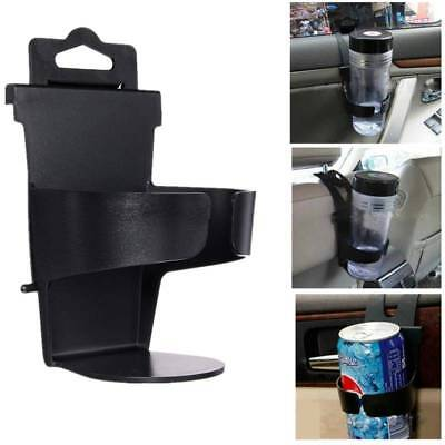 1X Universal Car Cup Holder Door Mount Seat Back Drinking Bottle Can Mug Standㅏま