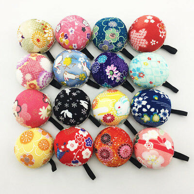 FT- Needle Pin Round Cushion Holder with Elastic Wrist Strap DIY Sewing Kit Nimb