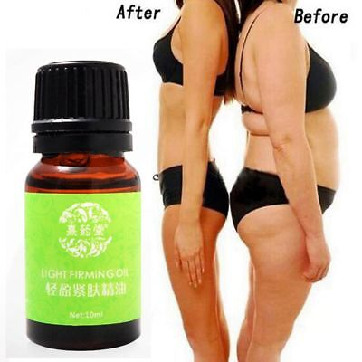 10ml Firming Weight Loss Product Slimming Massage Moisturizing Essential Oil