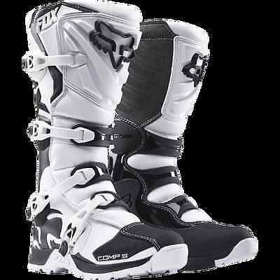 FOX COMP 5 MX Enduro ATV Stiefel TOP !!