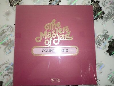 Count Basie The Masters of Jazz  3 LP-Box Neu