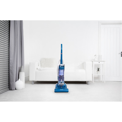 Hoover TH31 A Rated VO01 Vortex Evo Bagless Upright Vacuum Blue 6M Cable
