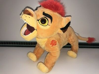"Disney The Lion King - Simba's Pride Soft Toy 14"" Electronic Talking Room Guard"