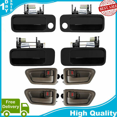 For 1997 1998-2001 Toyota Camry Outside Door Handle Blue 8N4 Front Left B485