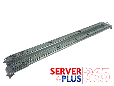 Dell N915J R137J PowerEdge R610 Server Rapid Rail Kit 1U Rapid Rails