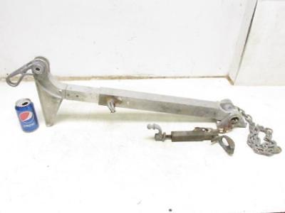 Pole Mounted Temporary Support Extension Cross Arm 18798 Hubbell A.B. Chance