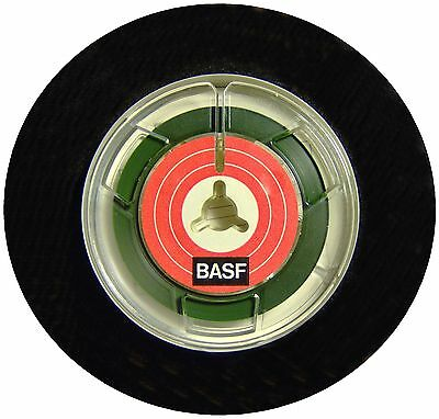 """New 1/4"""" Basf Green Leader Tape / Reel To Reel Tape Deck Accessory"""