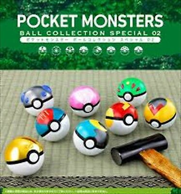Pokemon Pocket Monster Ball Collection SPECIAL 02 Premium Bandai Limited F/S