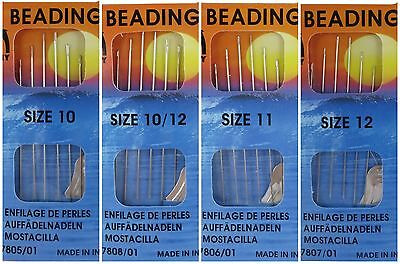 PONY Beading Needles #10 #11 #12 #10/12