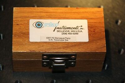 Ocular Instruments OBT-TC Barraquer/Terry  Tonometer Set
