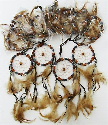 Wholesale Lot of 12 Beaded Dream Catchers