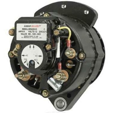 Alternator Fit Marine Power Various Inboard And Sterndrive Engines 1989-2004