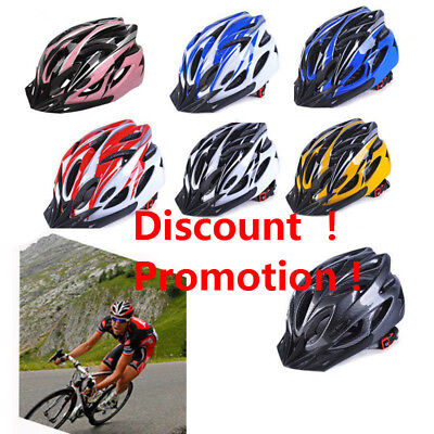 Adult Men Women Racing Bicycle Mountain Road Bike MTB Cycling Safety Helmet  Cap a508e74bf3