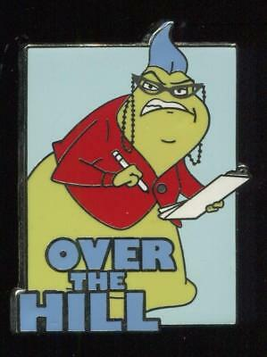 MONSTERS INC ROZ Over the Hill Disney Pin 68278