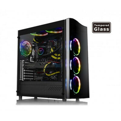 Thermaltake View 22 Tempered Glass Edition Mid-Tower Chassis