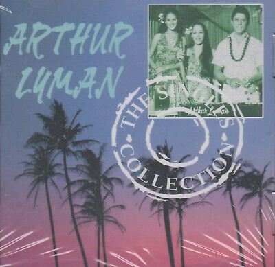 [Brand New] 2Cd: Arthur Lyman: The Singles Collection - The Very Best Of