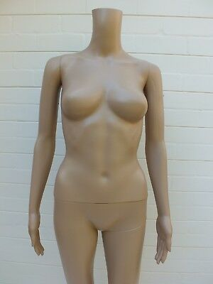 Full Body 175cm Female Mannequin Clothes Display Window - LIKE NEW