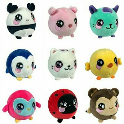 Squishamals Scented Plush - Choose from list squishy Toys