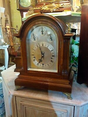Antique Bracket / Mantle clock , made by Winterhalder and Hofmier.