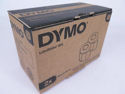 Dymo Large Shipping Label 59x102mm 2 Rolls 575/Roll for 4XL Printer 0947420