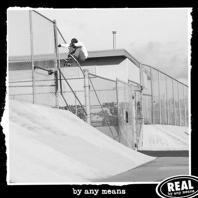 Real - By Any Means DVD