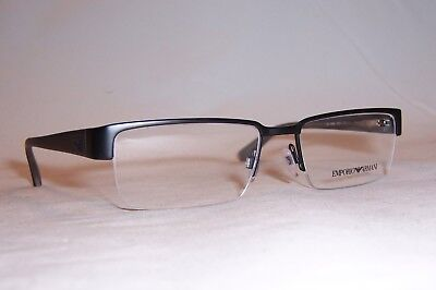 58385ab35b NEW EMPORIO ARMANI EYEGLASSES EA 1006 3001 BLACK 53mm RX AUTHENTIC ...