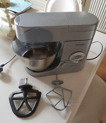 Kenwood electric mixer bowl and scales