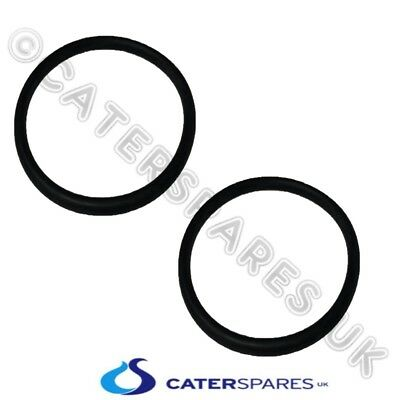 2 X Hobart 276903-21 Round O- Ring Seal Combi Oven Steamer Element P/N 845370-1
