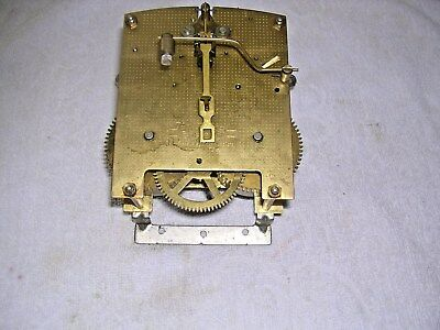 Clock  Parts ,  Brass  Clock Movement, Smiths Enfield