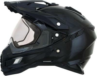 Afx Helm Helmet Fx41Ds-S Black Xl