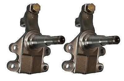 "1964-1972 GM A Body Chevelle GTO Disc Brake Spindles 2"" Drop New Pair"