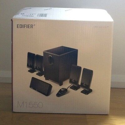 M1550 5.1 Surround Sound System - EDIFIER multimedia speakers