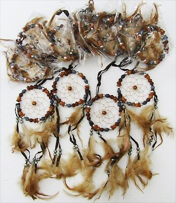 Wholesale Lot of 5 Beaded Dream Catchers