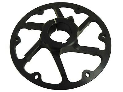 "Aluminum Sprocket Hub (1-1/4"" Bore) Black, Go Kart Racing Parts Drift Trike"