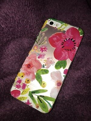 Paperchase Floral IPhone SE Cover