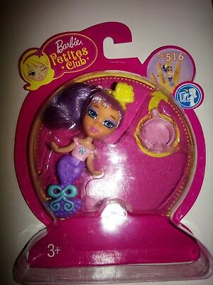Barbie Petites Club N 516 (As Pictured) Ideal Gift (Free P&P)