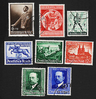 1939-40 Germany Sets & singles Used 16572
