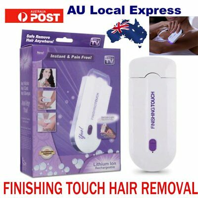 Instant & Pain Free Finishing Touch Hair Removal Women Laser Remover Body FacebU