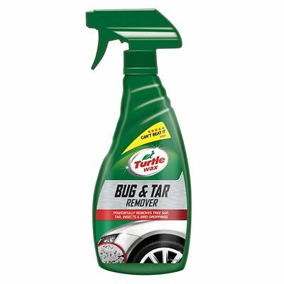 Turtle Wax Bug Tar Insect Remover 500ml Paintwork Bodywork