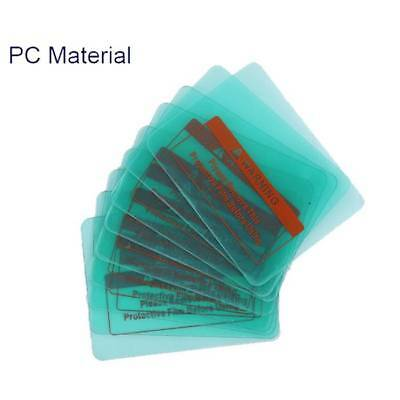 5 Pack 115mm x 90mm For Welding Mask Clear Replacement Protective Lens Lenses