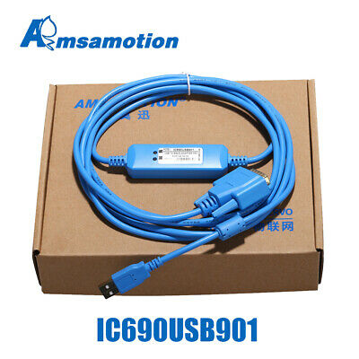 IC690USB901 Suitable GE90-30 GE90-70 Series PLC programming Cable US