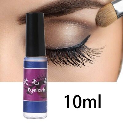 10ml Beauty Makeup Tool Eyelash Perming No Stick Glue Eye Lash Lifting Curlers