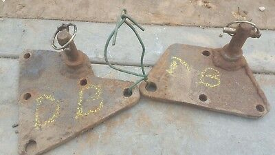 David Brown Tractor Lift Arm Brackets