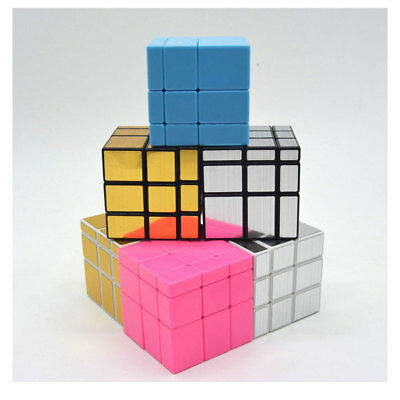 Shengshou 3x3x3 Mirror Magic Speed Cube Professional Puzzle Toys For Kids Adult